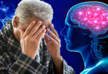 age related brain problem